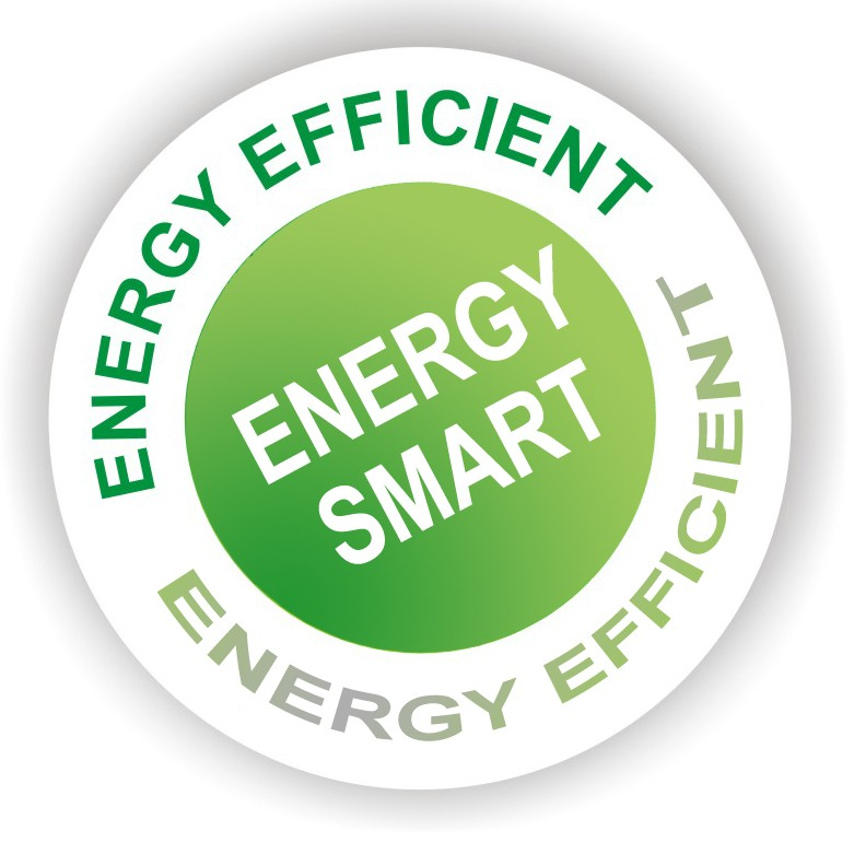 896 Energy smart Energy efficient logo